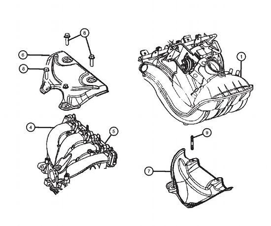 Недорогие автозапчасти на Форд Эскорт 1990-1995 БУ с